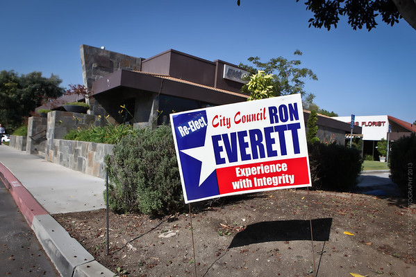 Ron Everett for Council