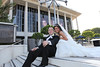 Scott&Pamela : wedding at the Dorothy Chandler Pavilion in Downtown Area